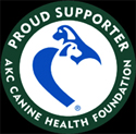 AKC Health Foundation Link Logo